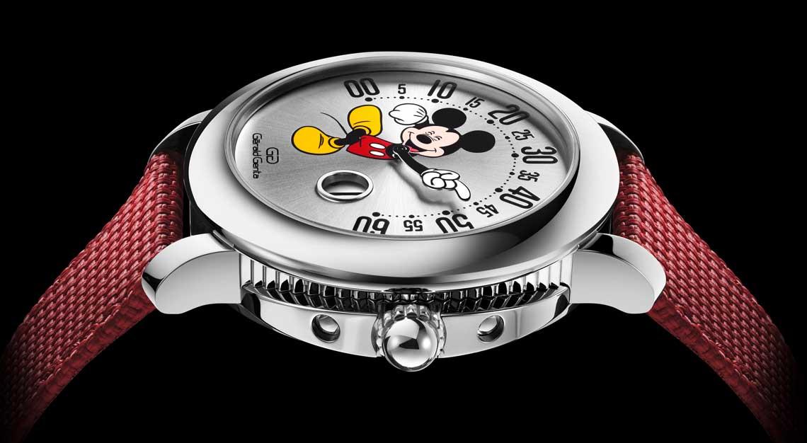 Geneva Watch Days GG Mickey
